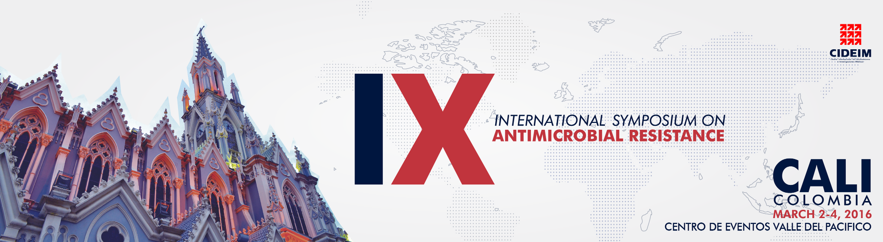 IX International Symposium on Antimicrobial Resistance