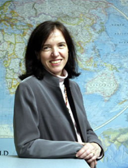 Jane Trowbridge Bertrand, PhD, MBA